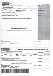 Boleto Falso -- registrosedominios.com